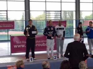 Seppe Van Holsbeke wint goud in Roubaix! Foto: Seppe Van Holsbeke