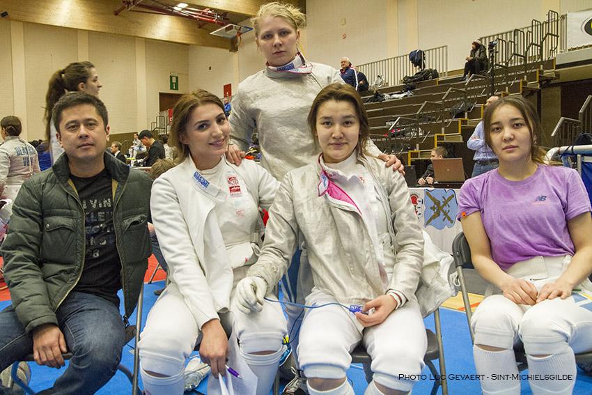 Team Kazakhstan