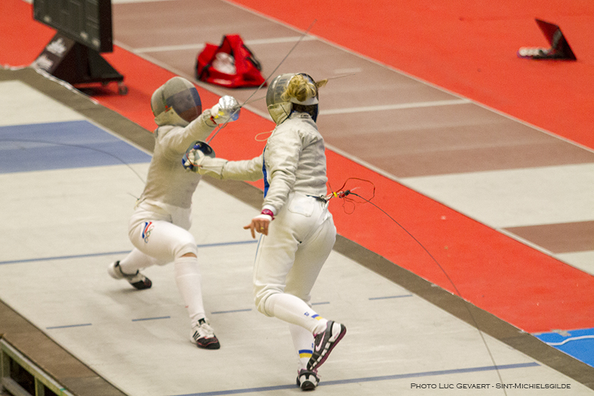 Fencing in Ghent