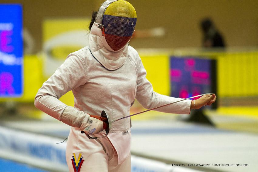 Fencing for Venezuela