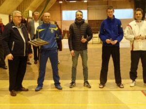 Robrecht Van Cleemput: terecht fier met zijn 1ste plaats! Foto: Kathleen Kets