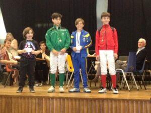 Jurre Devos werd 2de! Foto: Liesbet Coysman