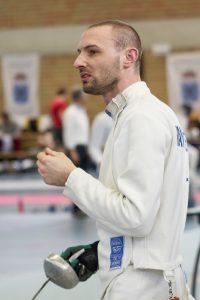 Goud voor Robrecht Van Cleempu! Foto: Luc Gevaert.