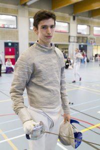 Philippe Strijk: 2-voudig Nederlands kampioen op 1 weekend!! Foto: Luc Gevaert.